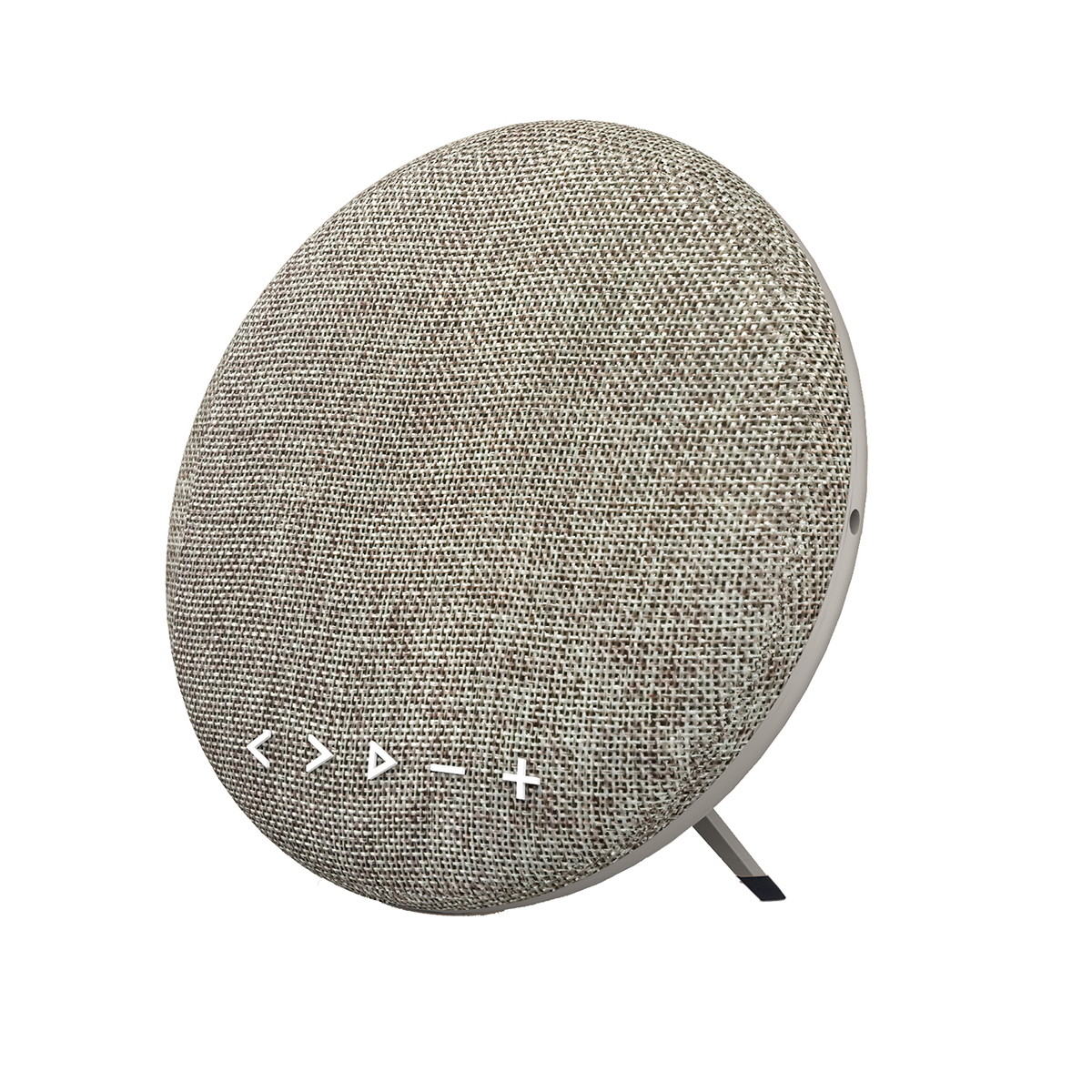 cc8fad767af 12W Fabric TWS Bluetooth Speaker with 4000mAh battery SARDiNE F6